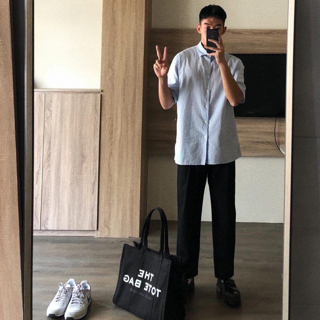 the tote bag@王可元
