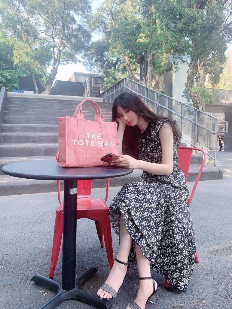 the tote bag@謝翔雅