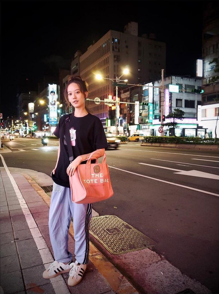 the tote bag@孟耿如
