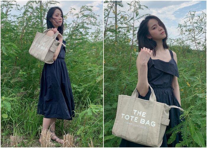 the tote bag@程予希