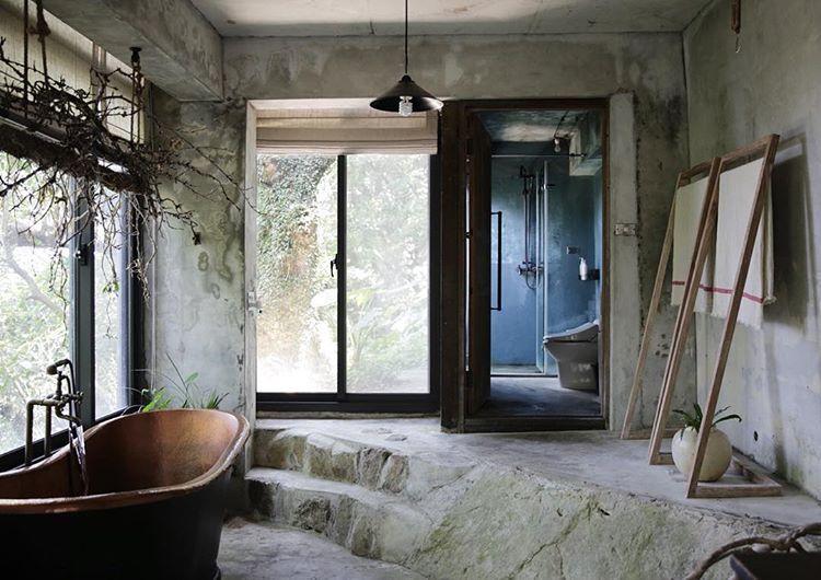 九份住宿選擇之三:「數樹・私房」是花藝設計師凌宗湧在九份的私人住宅