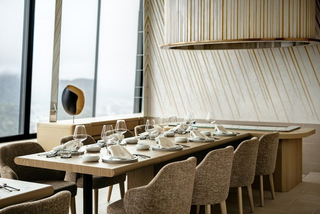 年末聚餐好選擇 4:The Ukai Taipei是跨年餐廳首選之一 #2020台北跨年餐廳