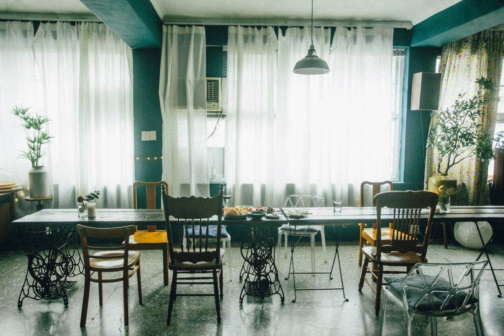 年末聚餐好選擇 3:毛房 MOA是跨年餐廳首選之一 #2020台北跨年餐廳