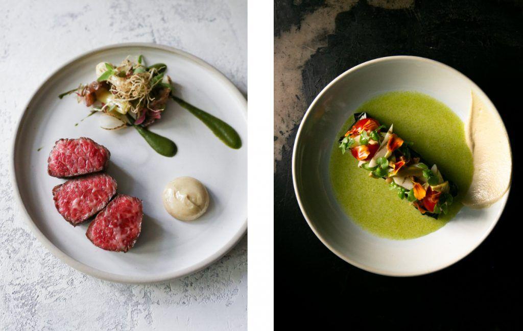 年末聚餐好選擇 2:香色 XIANG SE是跨年餐廳首選之一 #2020台北跨年餐廳