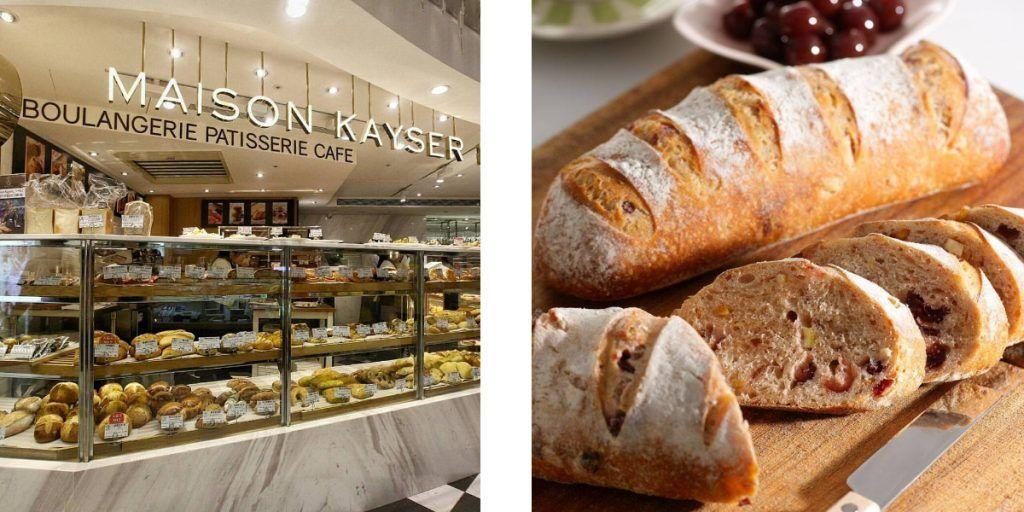 耶誕節吃什麼?Maison Kayser 梅森凱瑟享受最正宗的法國滋味,買一塊耶誕麵包來慶祝吧!