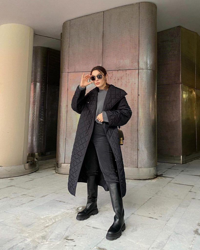 绗縫大衣外套成為歐美潮人的大愛的冬季禦寒聖品,可說是寒流發威時的最強暖暖包