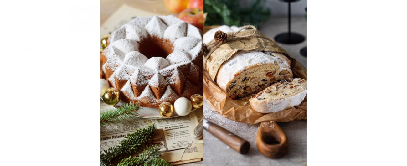 耶誕節必吃的三款甜點麵包準備好,為你的餐桌營造出更原汁原味的耶誕氣氛