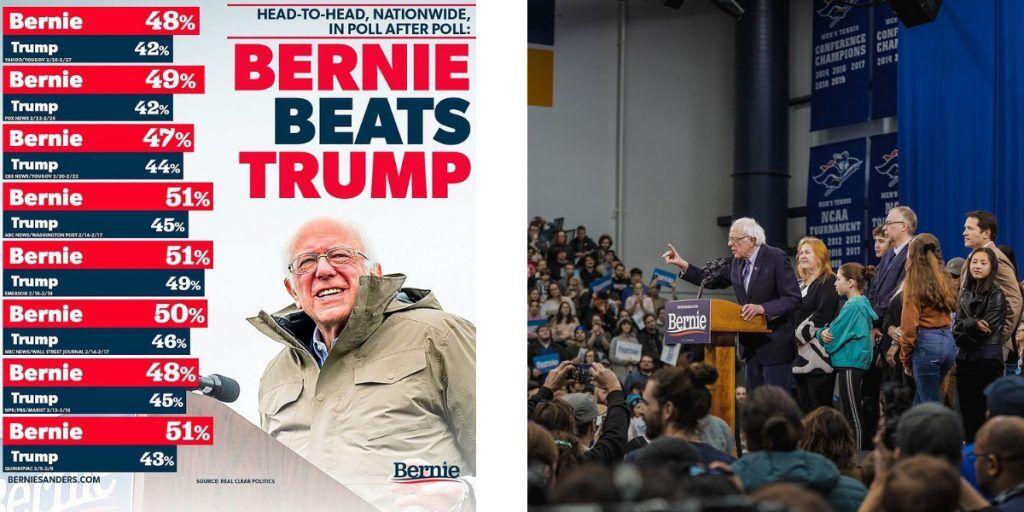 Bernie Sanders, 桑德斯, 桑德斯手套, 桑的斯迷因