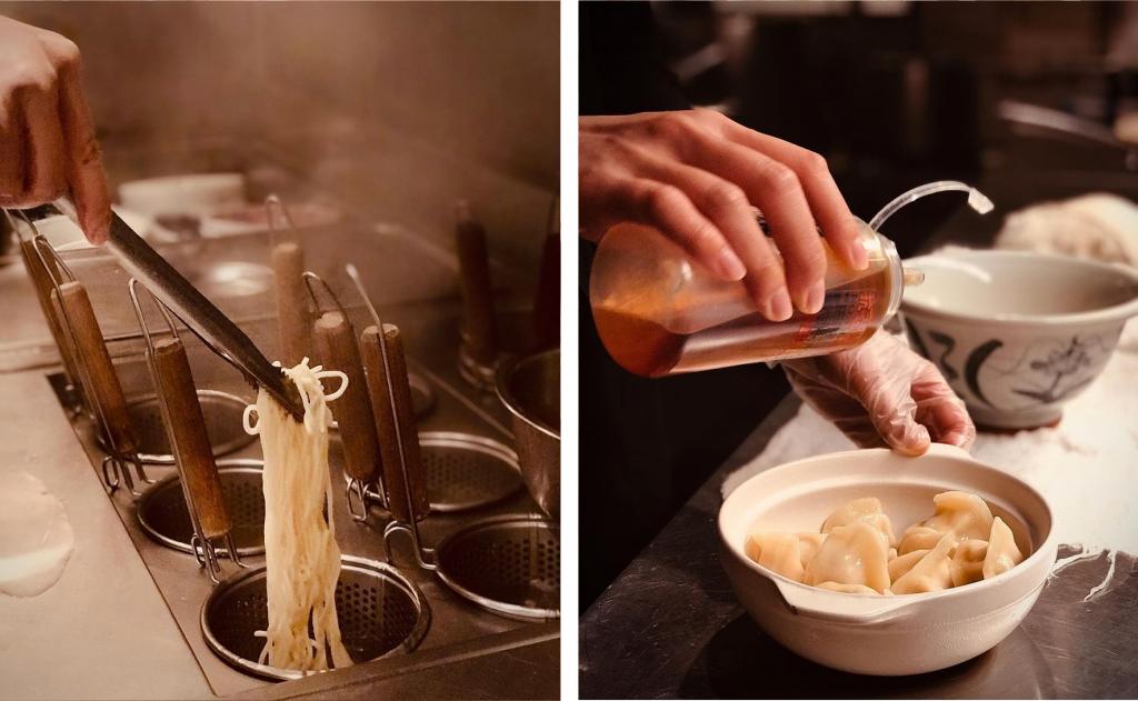 【台北牛肉麵推薦 1】番茄與牛腱心的完美組合:究濃老饕牛肉麵