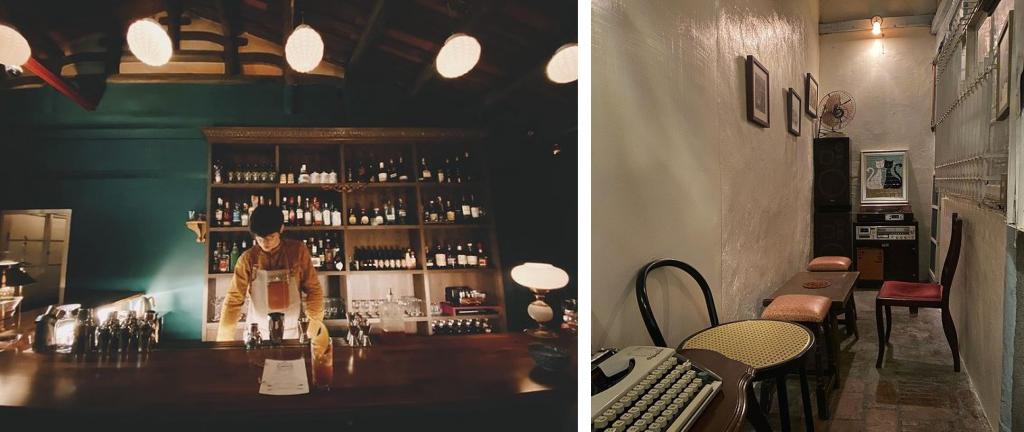 【台南老宅酒吧推薦 2】Bar INFU:百年老宅的微醺時光,用一碗下酒的瓜仔肉飯使饕客流連