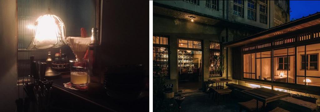 【台南老宅酒吧推薦 3】籠裏 Bar Lonely:日式老宅改造酒吧,姊妹小旅行必訪的口袋名單