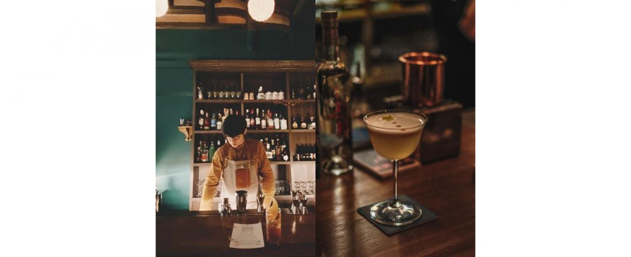 【台南老宅酒吧】藏身巷弄間的台南酒吧,以古董家飾、庶民小吃、在地食材入酒勾出你的老靈魂