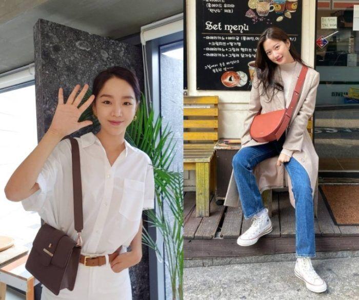 初春韓系穿搭就學《哲仁皇后》申惠善、《女神降臨》文佳煐的私服造型,靠這六樣單品打造換季好感