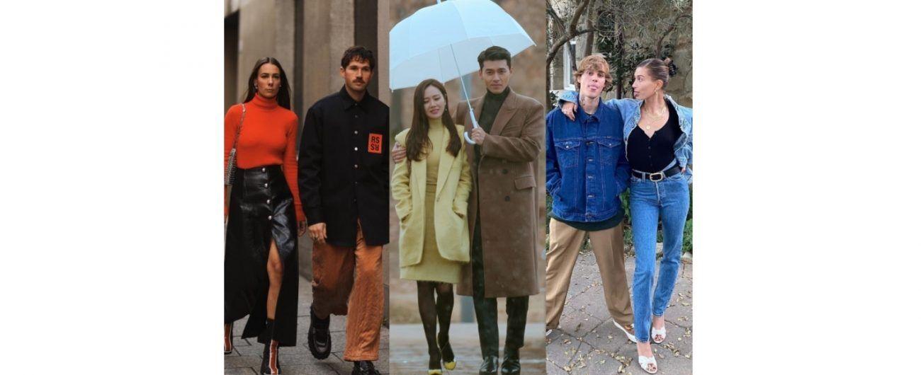 情人節穿什麼?偷學孫藝珍、玄彬、小賈斯汀夫婦、Gigi &Zayn的5種情侶裝穿搭