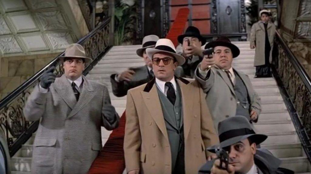 巴拿馬草帽、草帽、7個人、墨鏡、西裝、男士、階梯