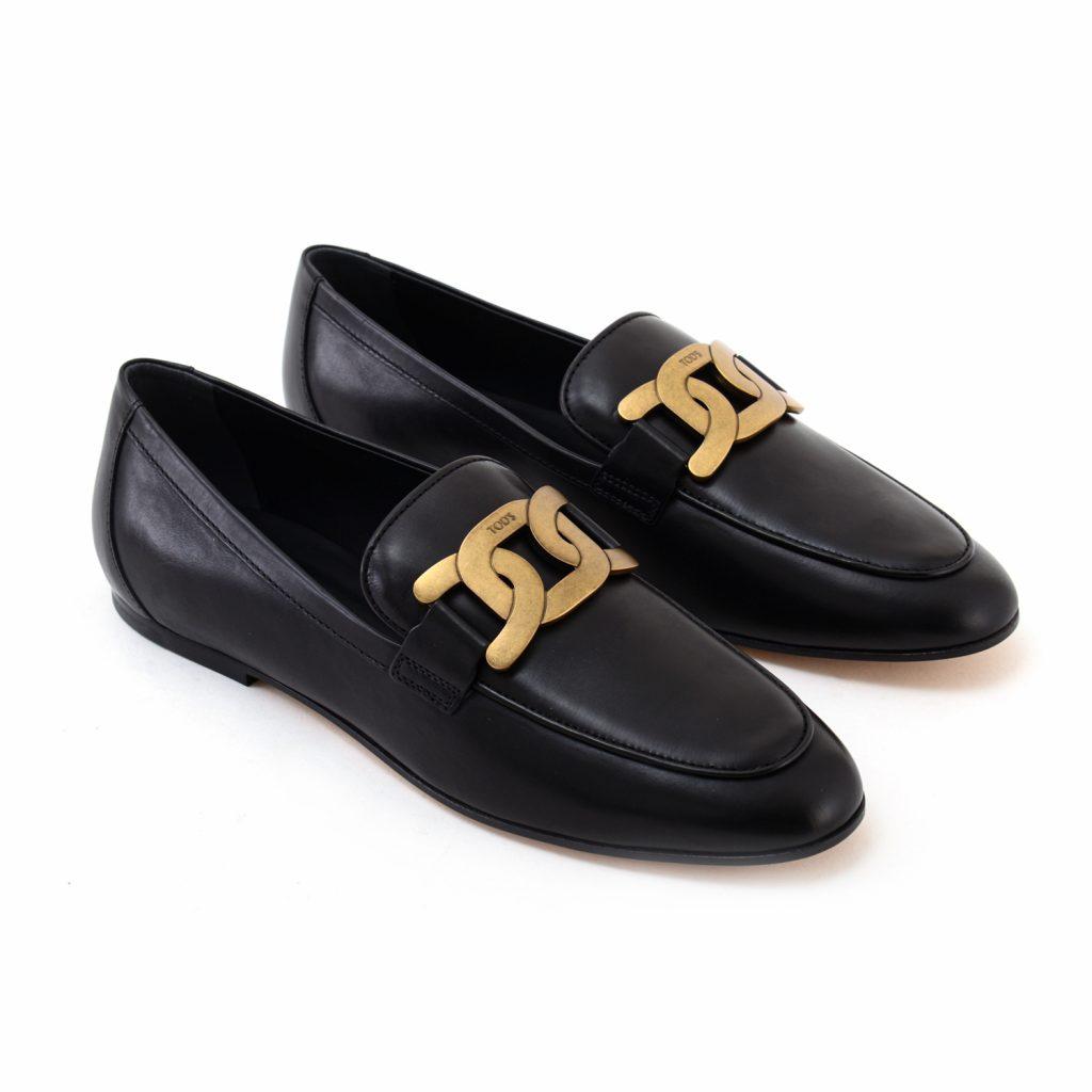 TOD'S Kate樂福鞋-黑色