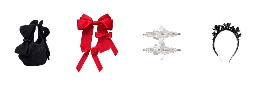 simone rocha X H&M accessories