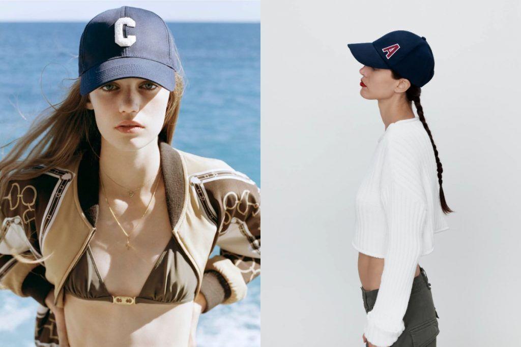 棒球帽穿搭2:夏日性感風,與休閒棒球帽的絕搭必學